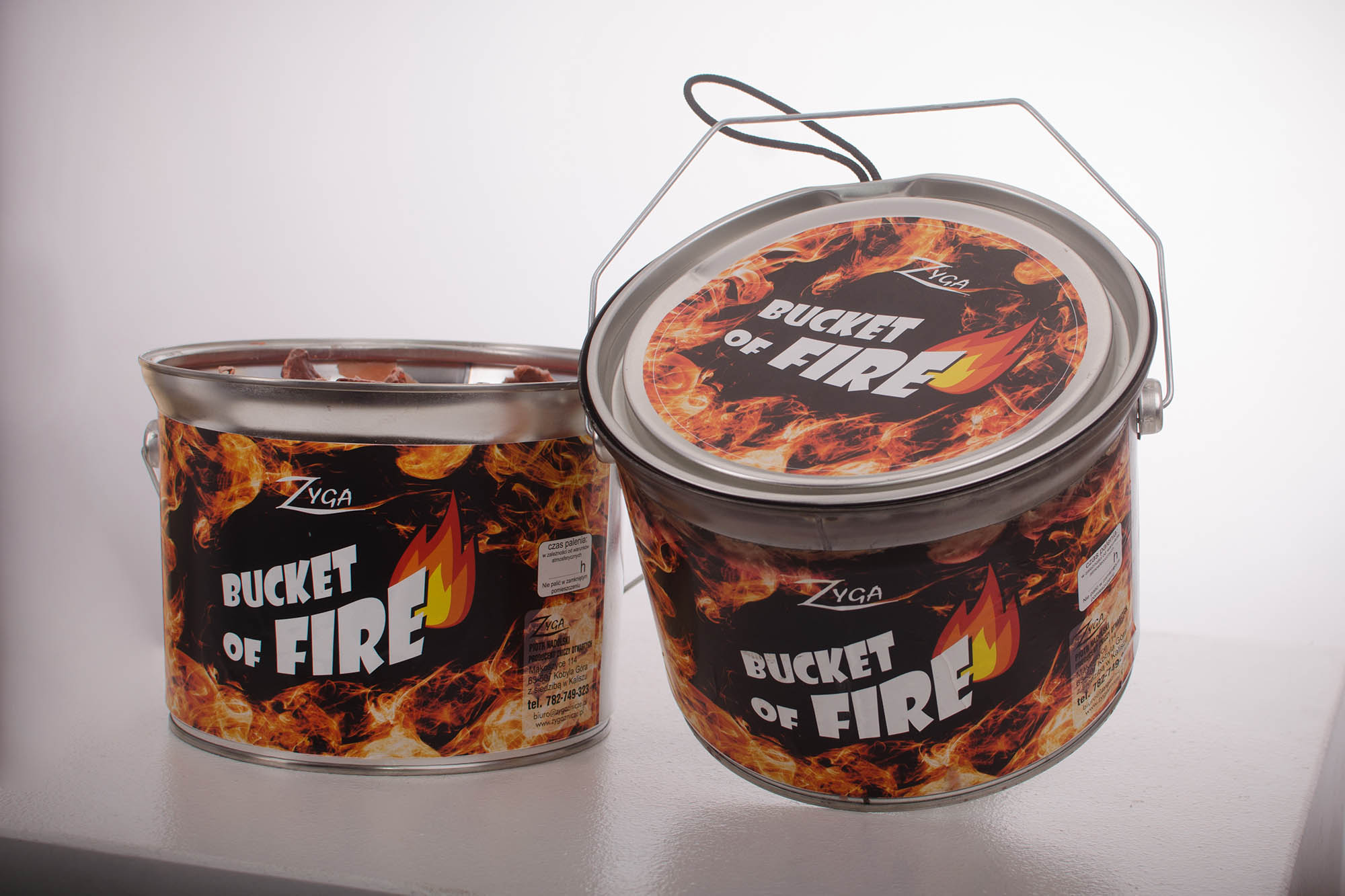 Bucket of Fire